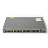 Cisco Catalyst 2960-x 48 GigE 4 x1G SFP LAN Base SKU# WS-C2960X-48TS-L