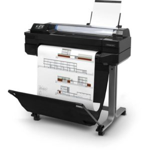 HP DesignJet T520 36-in ePrint Plotter