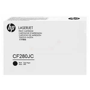 HP CF280JC High Yield BLACK Contract Original Toner LJ M401/M425MFP CF280JC