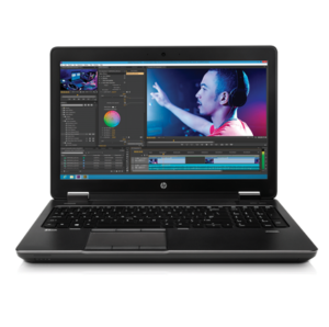 HP Workstation i7-7600U Mobile