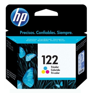HP Original INK 122 TRI-COLOR CH562HE