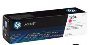 HP 128A Magenta Original LaserJet Toner Cartridge CE323A