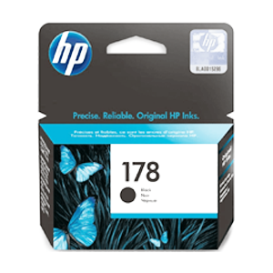 INK HP 178 BLACK FOR PHOTO SMART 5510 CB316HE