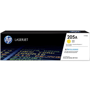HP 205A Yellow Original LaserJet Toner Cartridge CF532A