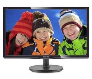 Philips LCD Monitor 20.7-inch 216V6LHSB2