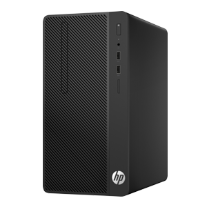 HP 290 MT i5-7500 4GB RAM 1TB HDD DVD RW Dos