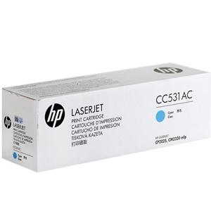 HP CC531AC 304 Cyan Contract Original Toner CLJ CP2025/CM2320 CC531AC