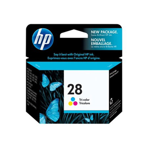 HP 27 Black Original