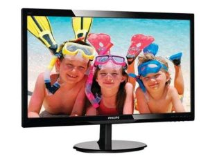 Philips LED Monitor 24- inch Full HD 246V5LHAB