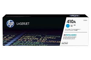 HP 410A Cyan Original LaserJet Toner Cartridge CF411A