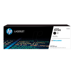 HP 415A Black Original LaserJet Toner Cartridge (W2030A)