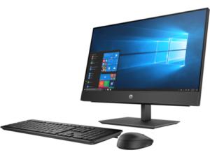 HP ProOne 440 G5 23.8-in I5-9500T - 8GB- 1TB HDD- DOS All-in-One Business PC