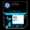 HP INK CARTRIDGE 711 29-ML CZ130A FOR T520 PLOTTER CYAN