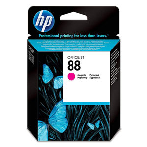 HP 88 Magenta Original Ink Cartridge (C9387AE)