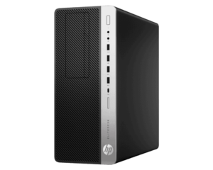 HP EliteDesk 800 G5 Tower PC I7-8700 - 8GB- 1TB HDD -DOS