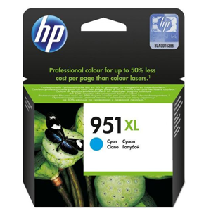 INK HP 951XL CYAN CN046AE