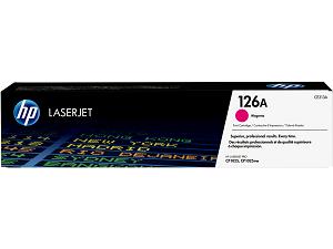 HP 126A Magenta Original LaserJet Toner Cartridge CE313A