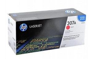 HP 307A Magenta Original LaserJet Toner Cartridge CE743A