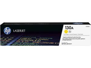 HP 130A Yellow Original LaserJet Toner Cartridge CF352A