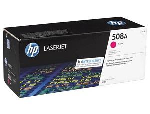HP 508A Magenta Original LaserJet Toner Cartridge CF363A