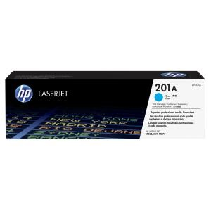 HP 201A Cyan Original LaserJet Toner Cartridge CF401A