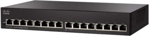 Cisco SG110-16- UK 16-Port Gigabit Switch