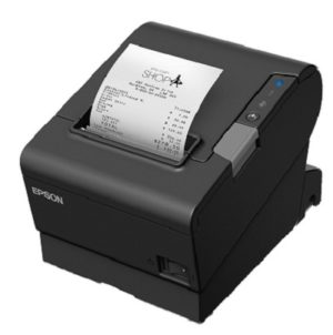 Epson TM-T88VI Ethernet+Usb Thermal Receipt Printer