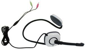 Logitech H130 Stereo Headset White