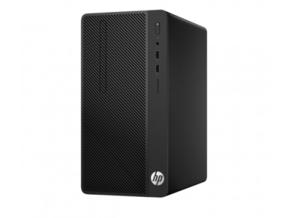 HP 290-G2 MT PC - Core I3 8100 - 4GB Ram - 1TB HDD - DVD - DOS