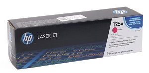 HP 125A Magenta Original LaserJet Toner Cartridge CB543A