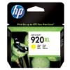 HP 920XL High Yield Yellow Original Ink Cartridge CD974AN