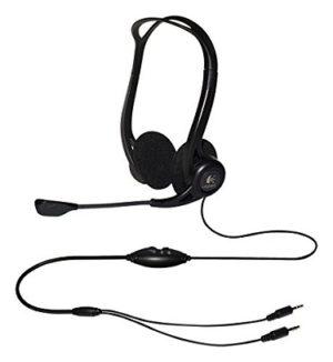 Logitech H860 Stereo Headset (Black)
