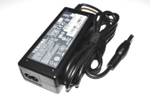 TOSHIBA AC Adapter Laptop Charger 19V 3.42A 65W
