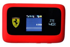ZTE Ferrari Mobile Mini Router MF910