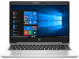 HP ProBook 440 G6 14 inch Laptop -Intel® Core™ i5-8265U Processor , 8GB RAM , 1TB HDD , Silver , DOS