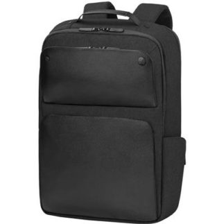 "HP Exec Carrying Case Backpack for 15.6"" Notebook Midnight Black 1KM16AA"