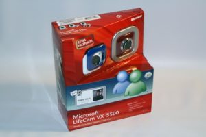 Microsoft Lifecam VX-5500 Webcam, PC/Mac