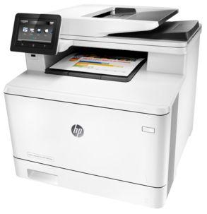 HP LaserJet Pro MFP M477fdn 28ppm