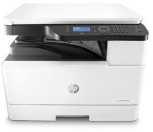HP Black A3 LaserJet MFP M436n