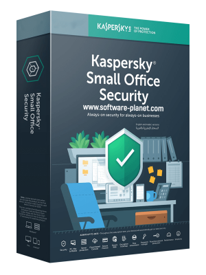 kaspersky Small Office Security - 5 Devices and One Server
