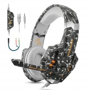 Kotion Each G9600 Gaming Headphone with Mic and LED