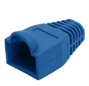 NetBox RJ45 Strain Relief Boot 100pcs - Blue