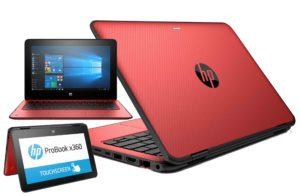 HP Elite Book x360 11 G1EE Pentium N4200